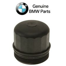 For BMW F02 F07 F10 F12 550i 650i 750i M5 X6 Engine Oil Filter Cover Cap Genuine