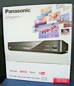Panasonic DMP-BD84EB-K Blu-ray Player