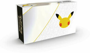PREORDER Pokemon TCG Celebrations Ultra-Premium Collection 25th Anniversary 2021