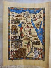 Egyptian papyrus  art work