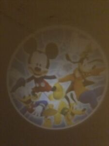 Mickey Mouse Clubhouse Disney Projectables LED Plug-In Night Light