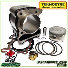 Groupe Thermique Cylindre Et Piston Modification 300 Cc Pour MBK XC 300 Kilibre