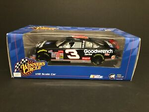 DALE EARNHARDT #3 GM GOODWRENCH NO BULL 2002 1/18 MONTO CARLO WINNER'S CIRCLE