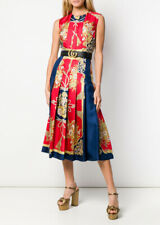 Gucci Silk Floral Dress- With Tags- RRP$5,500