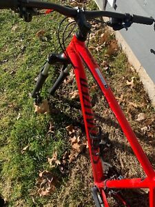 Specialized Pitch Mountain bike Reflective Red Frame