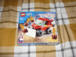 lego city fire clearing truck 60279, 2021 new & sealed.