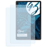 Bruni 2x Proteggi Schermo per Samsung Galaxy Tab S6 Pellicola Protettiva