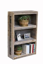 NATURAL FREESTANDING BOOKSHELF