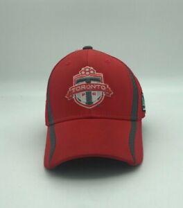 S/M Toronto FC Cap, Adidas, Red