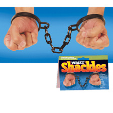 Wrist Shackles - Theatrical Performances - CosPlay - Halloween - Dress-Up