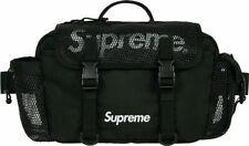 Brand New Supreme SS20 Black Waist Bag Chest Bag Messenger Fanny Pack.
