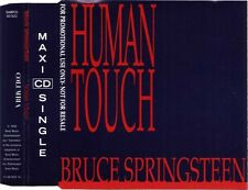 Bruce Springsteen Maxi CD Human Touch (Radio Edit) - Promo - Europe (M/EX+)