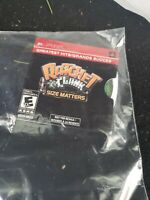 Sony PlayStation Portable PSP UMD Only Tested Ratchet & Clank Size Matters Ships