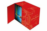 Harry Potter Box Set: The Complete Collection by J.K. Rowling New Hardcover Book
