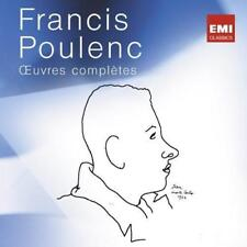 Poulenc: Oeuvres Complètes (Complete Works) - Various Arti (NEW 20 x CD BOX SET)
