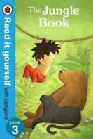 Read It Yourself with Ladybird: Level 3:  THE JUNGLE BOOK - NEW