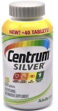 Centrum Silver Multivitamin Multi-mineral Unisex Adult 50+ 325 tablets