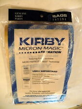 Kirby 9/PK paper Micron Magic Bags Fits HII, Legend, G3 Thru early G10 197394