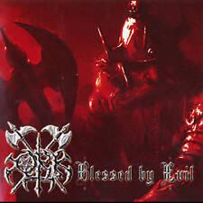 Ork - Blessed By Evil. CD. Folter Records  FR 021. Black Metal.