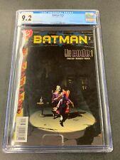DC Comics Batman #570 CGC 9.2 2nd Harley Quinn App DCU 1999