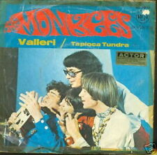 THE MONKEES 45 TOURS GERMANY VALLERI