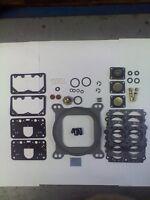HOLLEY MODEL 4150 DOUBLE PUMPER CARBURETOR REBUILD KIT,  AED DEMON QFT