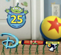 New LIMITED EDITION Disney Store Pixar Toy Story Key - 25th Anniversary