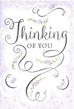Buy thinking of you greeting cards ebay various thinking of you cards some with verses some blank new m4hsunfo