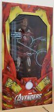 """Neca The Avengers: Iron Man Battle Damaged Mark VII 1/4 Scale (18"""") Figure *NEW*"""