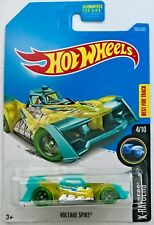 Hot Wheels 2017 X-Raycers #4/10 Voltage Spike #Dty09 1:64 Scale Diecast