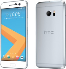 HTC 10 silber 32GB LTE Android Smartphone ohne Simlock 5,2 Zoll Display 12 MPX