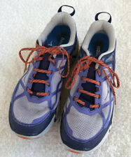 Women's Size 9.5 Hoka Challenger ATR Running Shoes (purple/gray) *RARE*