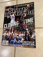 Lebron James Ibaka Heat Sports Illustrated