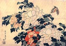 Hokusai Art 11 cm 70x100 Poster Stampa Grafica Printing Digital Fine Art papiart