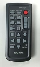 HXR-NX5E NX5E HXR-NX5N NX5N Sony Original Wireless Remote Control OEM NEW