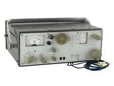 Stv 401 026mhz 300mhz Selective Microvoltmeter Veb Messelektronik Gdr Rft
