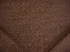 2Y KRAVET SMART 30409 CONNECTIVE IN COCOA GEOMETRIC CHENILLE UPHOLSTERY FABRIC