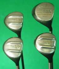 King Cobra Original Offset 1, Non-Offset 3, 5 & 7 Woods Graphite Senior SET OF 2