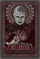 Hellraiser by Florian Bertmer - Variant - Rare sold out Mondo print