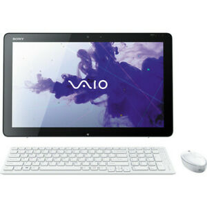 Sony VAIO Tap 20 PC All-In-One Computer Desktop Tablet Core i5 4GB RAM