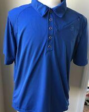 Novara Men's 3 Pocket, Biking, Cycling Blue Shirt Size Large Gg 9