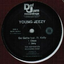 Young Jeezy – Go Getta / J.E.E.Z.Y. ( VINYL 2006 )