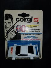 1977 Corgi  007 Lotus Esprit James Bond Submarine Car Diecast .