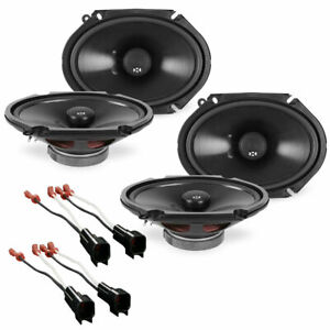 Factory Speaker Upgrade Package for 2005-2012 Ford F-250/350/450/550   NVX