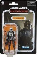 "Star Wars Vintage Collection 3.75"" Figure The Mandalorian Beskar Armor PREORDER"