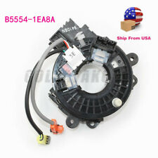 OEM NEW CLOCK SPRING CABLE B55541EA8A FTIS FOR NISSAN INFINITI B5554-1EA8A