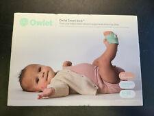 Mint in Box Owlet Smart Sock 3rd Gen Voice & Breathing Baby Monitor