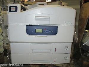 Xerox 7400 31201B A3 Color Laser Printer 1200DPI Network USB + 500 Sheet Tray