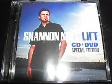 Shannon Noll Lift Limited Edition CD DVD Edition - Like New