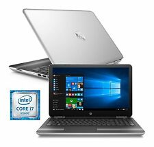 "HP 15-AU027CL 15.6"" Laptop Intel i7-6500U 2.50GHz 8GB RAM 1TB HDD DVD+RW Win 10"